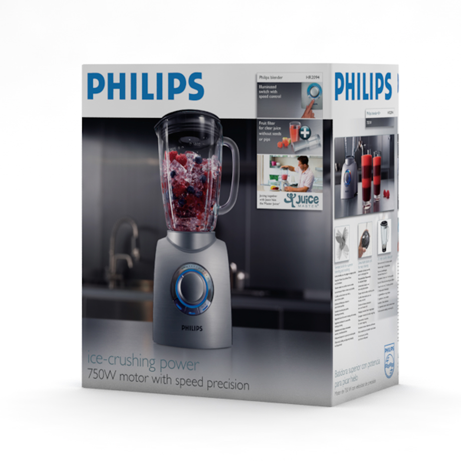 Philips DAP Package design